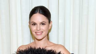 Rachel Bilson at the Fall/Winter 2020 New York Fashion Week