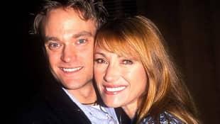 Chad Allen and Jane Seymour 2003 Reunion