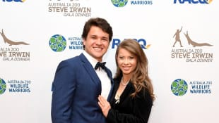 "Chandler Powell Says ""Everyday Is Incredible"" With His Pregnant Wife Bindi Irwin"