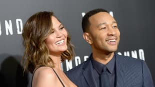 Chrissy Teigen John Legend Through The Years