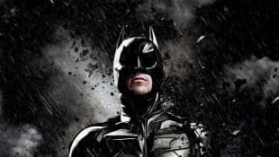 "Christian Bale alias ""Batman"" in ""The Dark Knight Rises"""