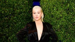Christina Aguilera bei den AMAs 2017