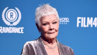 Dame Judi Dench Shows Off Her Dance Moves In TikTok Video With Her Grandson - Watch Here