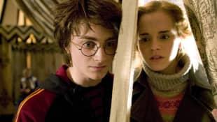 Daniel Radcliffe und Emma Watson