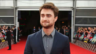 Daniel Radcliffe, Televisión, series, talk shows, Dan Radcliffe