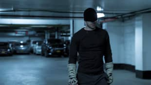 A scene from the series Daredevil