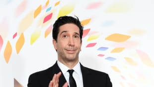 David Schwimmer Talks About His New Role In The British Sitcom 'Intelligence'