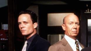 Dean Winters y Dann Florek