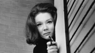 Diana Rigg The Avengers