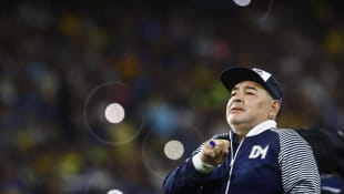 Diego Maradona, Argentine Football Legend, Has Died Aged 60