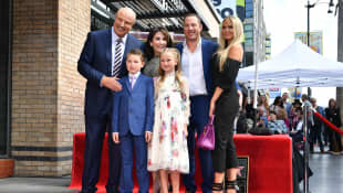 Dr. Phil and Family