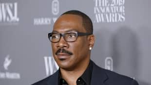 "Eddie Murphy Says Razzie Awards Led To ""Break"" From Acting movies films Norbit Dolemite"