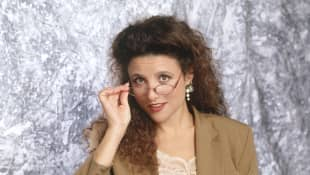 """Elaine Benes"" form Seinfeld"