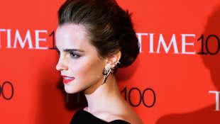 Emma Watson bei der Timm 100 Gala 2015
