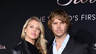 Eric Olsen y Sarah Wright
