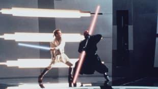 "Ewan McGregor in ""Star Wars"""
