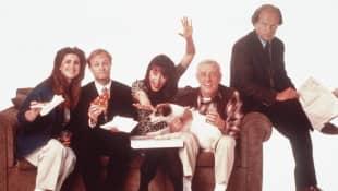 El elenco de Frasier