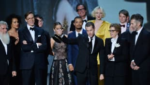 Game of Thrones Cast at the Emmy Awards