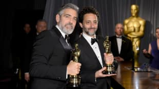 George Clooney y Grant Heslov