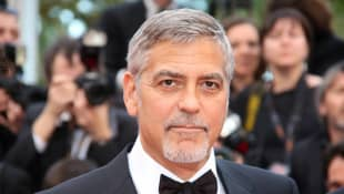 George Clooney will seine Kinder schützen