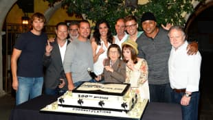 The cast of 'NCIS: LA'