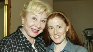 Michael Learned and Kami Cotler