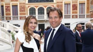 La esposa de Michael Weatherly, Bojana Jankovic, se enamoró de él a primera vista