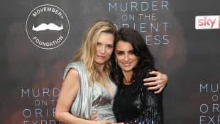 Michelle Pfeiffer and Penelope Cruz