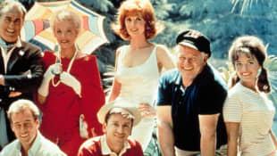 'Gilligan's Island' Cast