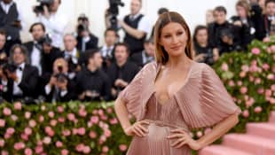 Supermodel Gisele Bündchen Reveals She's Set To Plant 40,000 Trees In Honour Of Her 40th Birthday
