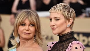 Goldie Hawn Reveals The Reason She Changed Her Daughter Kate's Name