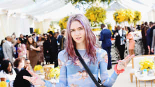 """Grimes Scolds Elon Musk Over Baby Name X Æ A-12 Correction: """"I Am Recovering From Surgery And Barely Alive"""""""