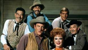 Gunsmoke Facts Trivia Western TV Show series actors stars