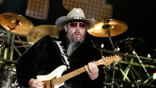 Hank Williams Jr. Daughters And Sons