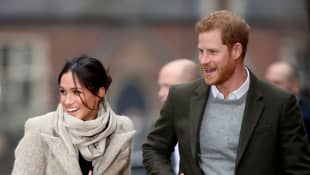 Harry And Meghan Are Reportedly Making Plans To Spend Some Time In Los Angeles This Summer