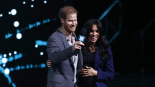 Harry & Meghan Announce Spotify Podcast Deal Archewell Audio preview holiday special episode 2020 listen