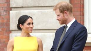Prince Harry & Duchess Meghan Markle Netflix Shows UK Viewer Poll