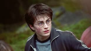 Daniel Radcliffe en 'Harry Potter'.