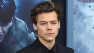 """Harry Styles attends the """"DUNKIRK"""" New York Premiere."""