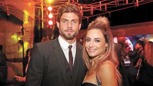 Horacio Pancheri y Marimar Vega