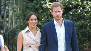 How Meghan Markle and Prince Harry Celebrated Mother's Day 2021 In The US Archewell donation charity