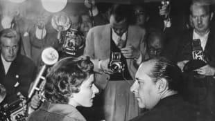 Ingrid Bergman Affair That Shocked The World Roberto Rossellini Isabella children