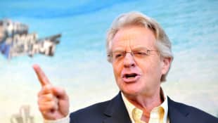 Is Jerry Springer a Real Judge on TV show 2021 season 2 watch today now
