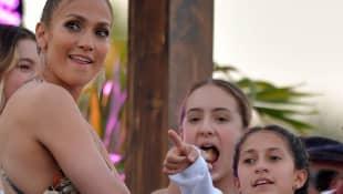 Jennifer Lopez y Emme