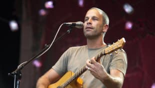Jack Johnson playing at the Citadel Music Festival in Berlin, July 2018