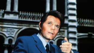 "Jack Lord as ""Steve McGarrett"" in Hawaii Five-0"