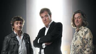 James May, Jeremy Clarkson, and Richard Hammond