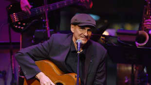 James Taylor Talks About Healing Through Music On His Road To Redemption