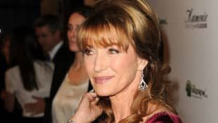 "Jane Seymour arrives at the premiere of IFC Films' ""Love, Wedding, Marriage held at the Pacific Design Center on May 17, 2011 in West Hollywood, California"