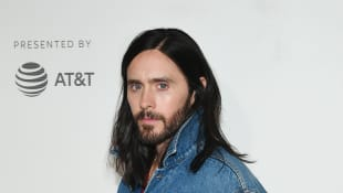 "Jared Leto Tweets Video Of ""Dramatic"" Near Death Experience Rock Climbing"